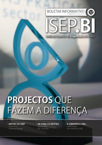 projectos que fazem a diferença - Instituto Superior de Engenharia ...