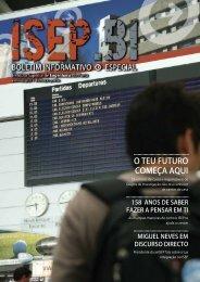 ISEP_BI especial.FH11 - Instituto Superior de Engenharia do Porto ...