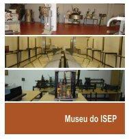 Brochura Museu ISEP.cdr - Instituto Superior de Engenharia do Porto