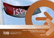 Prémio Boas Práticas no Sector Público – A Experiência do ISEP