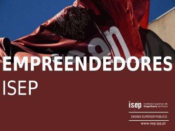 empreendedores - Instituto Superior de Engenharia do Porto