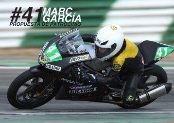 #41MARC GARCÍA - Tu patrocinio