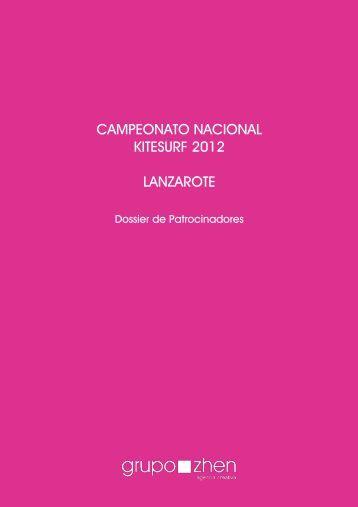 campeonato nacional kitesurf 2012 lanzarote - Tu patrocinio