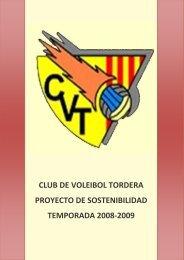 club de voleibol tordera _esp - Tu patrocinio