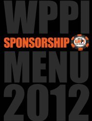 Click here view Sponsorship Menu. - GoExpo