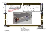Concept C 1 D - 4x4 Innenausbau