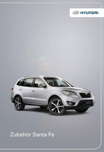 Zubehör Santa Fe - Autohaus Spagl KG