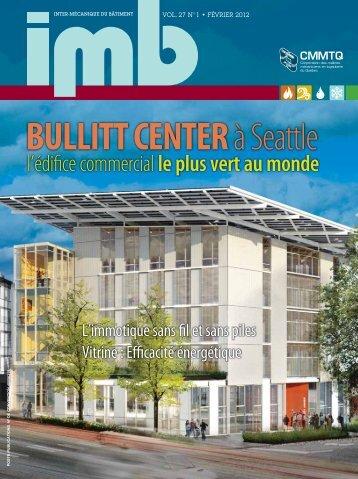 Février 2012 - Vol. 27, no 1 - CMMTQ