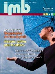 Avril 2012 - Vol. 27, no 3 - CMMTQ