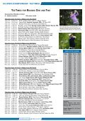 The Top Ten in The Race to Dubai This week on ... - European Tour - Page 3