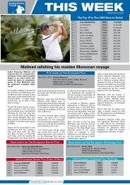 Molinari relishing his maiden Moroccan voyage - European Tour