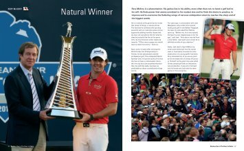 Natural Winner - European Tour