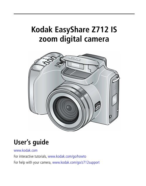 KODAK Z7590 ZOOM DIGITAL CAMERA DRIVER WINDOWS 7