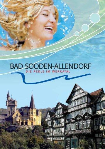 Wir möchten Sie - Bad Sooden-Allendorf