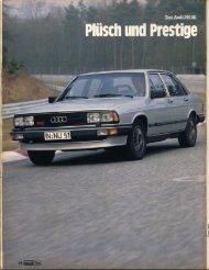 c/o mot 8/1980 - Audi 100