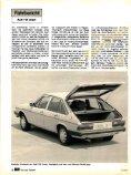 Fahrbericht Audi 100 Avant - Seite 3