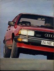 c/o mot 2/1980 - Audi 100