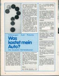 c/o Gute Fahrt 9/1980 - Audi 100