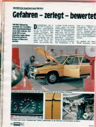 c/o mot 19/1978 - Audi 100