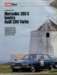 c/o mot 10/1980 - Audi 100