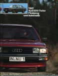 Test Audi 200 Turbo - Audi 100 - Page 2
