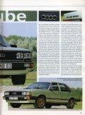 Audi 200 5E - Audi 100 - Page 2