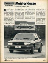 Audi 2005El200 5T - Audi 100