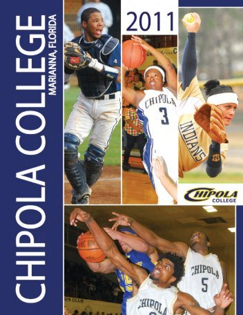 Entire Media Guide (9MB - *.PDF) - Chipola College