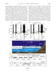 Seismic and hydroacoustic tremor generated by colliding icebergs - Page 4