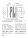 Rapid 20th century environmental change on northeastern Baffin ... - Page 6