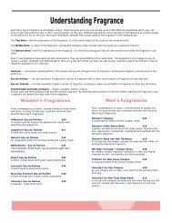 Fm Fragrances In Fragrance Group Order Scentsforyou