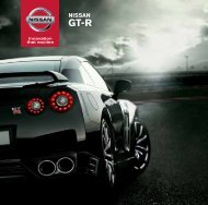 GTR - Nissan