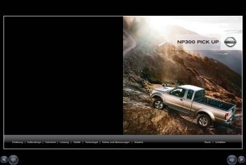 NP300 PICK UP - Nissan