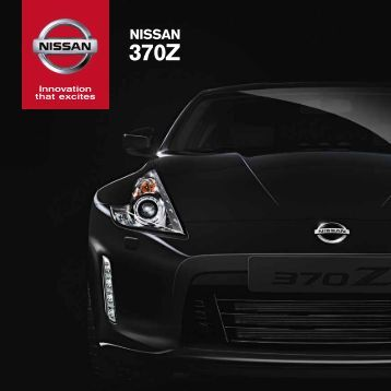 E-Broschüre inkl. Preisliste - Nissan
