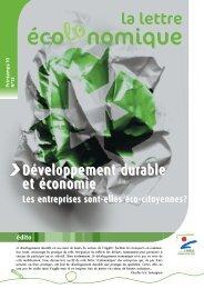 Lettre économique N°13 - Orléans Val de Loire Business