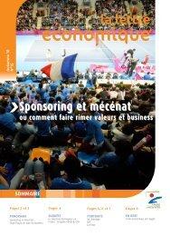 Lettre économique N°15 - Orléans Val de Loire Business
