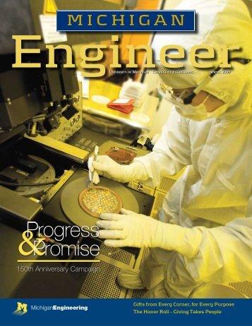 MICHIGANMICHIGAN - Michigan Engineering - University of Michigan