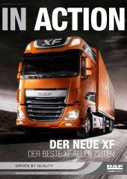 DER NEUE XF - DAF Berlin Nutzfahrzeuge Vertriebs