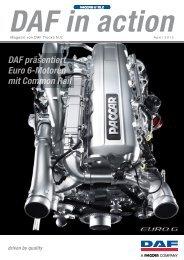 Magazin von DAF Trucks