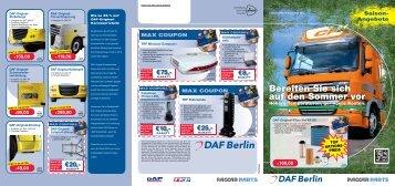 Bereiten Sie sich auf den Sommer vor - DAF Berlin Nutzfahrzeuge ...