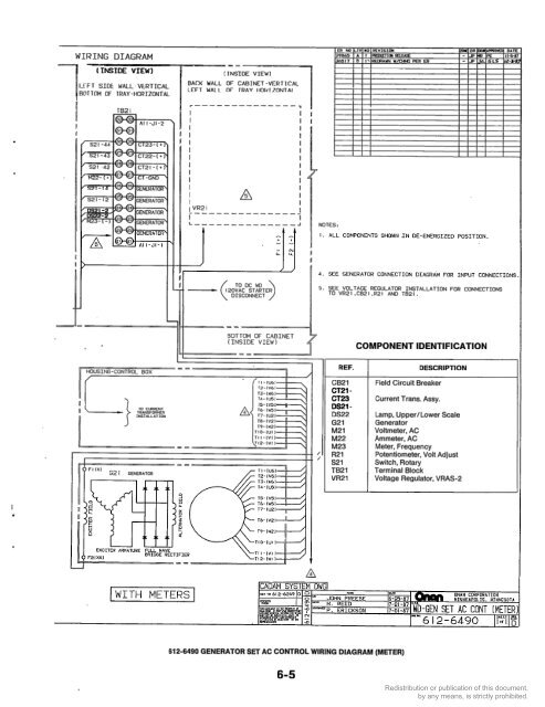 612-6490 101 SCHEMATIC DI on