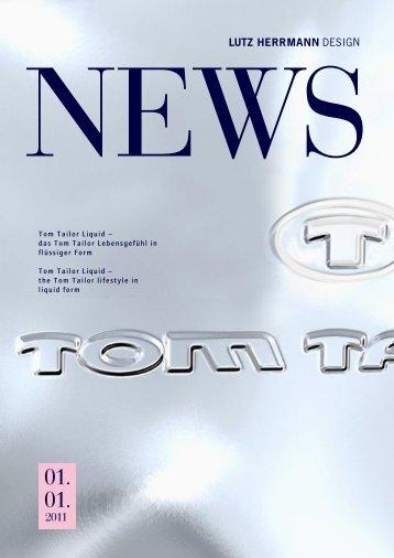 Tom Tailor Liquid - Lutz Herrmann Design