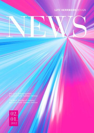 Beyoncé Pulse Summer Edition - Lutz Herrmann Design