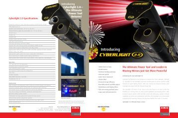 Brochure - Main Light Industries