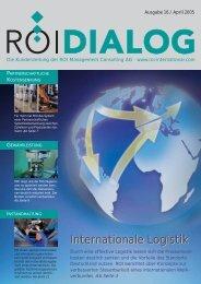 Internationale Logistik Internationale Logistik - ROI Management ...