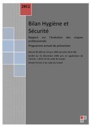 Bilan 2012 - CDG90