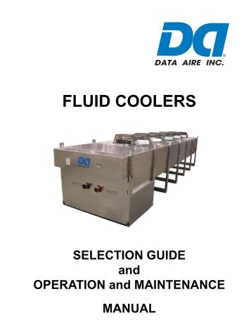 FLUID COOLERS - Data Aire