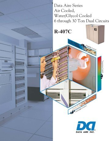R-407C - Data Aire