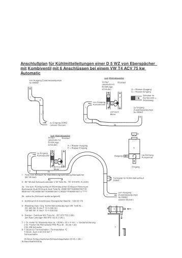 Schaltplan B / D 3 L P 12