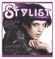 February - Stylist and Salon Newspapers